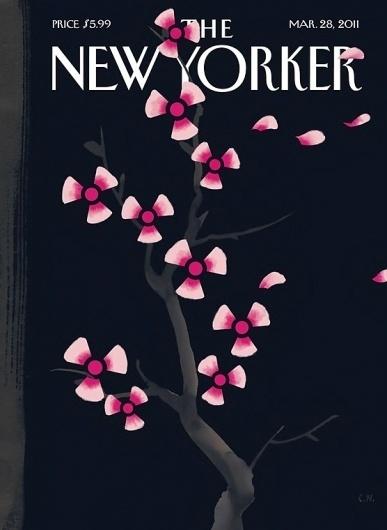 Christoph Niemann / news / Dark Spring #japan