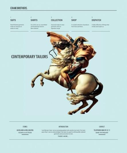 Studio Profile: Sons & Co. - design/array #webdesign