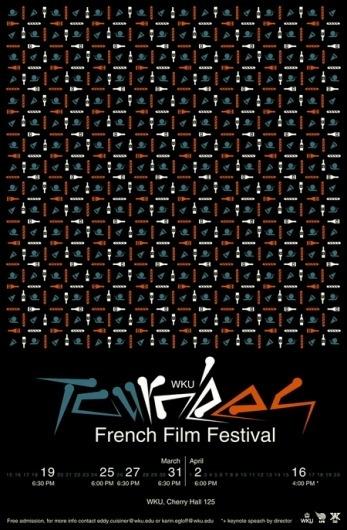 Breathtaking Typographic Posters - Smashing Magazine #french