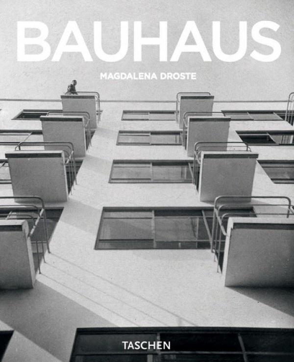 Bauhaus. Libros TASCHEN #book #clean #cover #simple #bauhaus