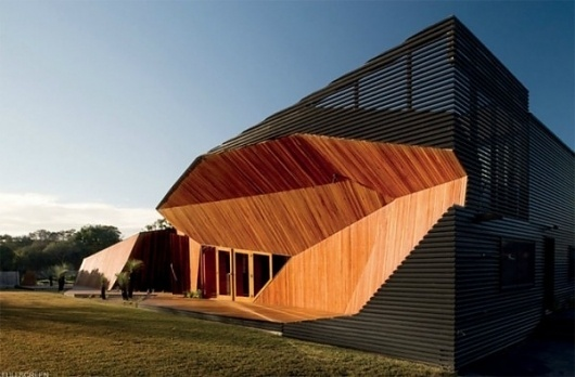 Letterbox House by McBride & Charles Ryan   123 Inspiration #ryan #house #letterbox #mcbride #charles