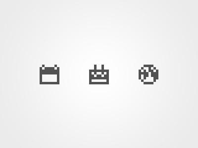 Dribbble - Icons by Pim de Wit
