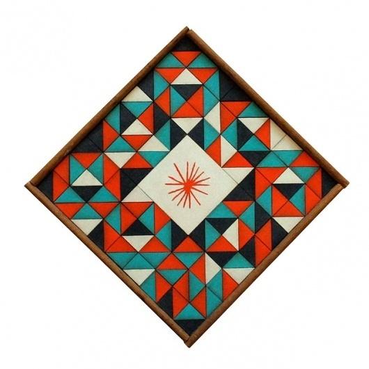 Works by Artist Scott Albrecht I Art Sponge #pattern #design #wood #albrecht #scott