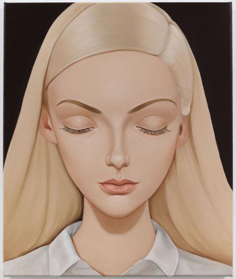 Peter Stichbury   PICDIT #portrait #art #painting