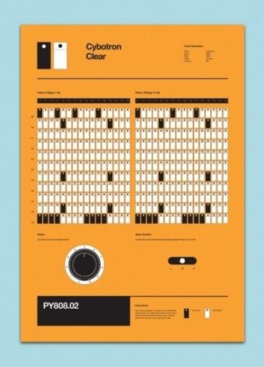 ISO50 Blog – The Blog of Scott Hansen (Tycho / ISO50) » The blog of Scott Hansen (aka ISO50 / Tycho) #rob #ricketts #techno #poster #programming