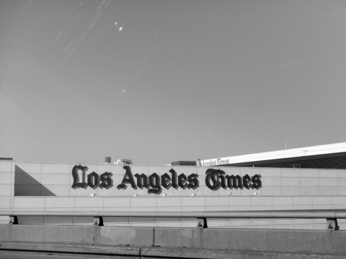 _CA __california ___Los Angeles Times, typography PHOTOGRAPHIE © [ catrin mackowski ]