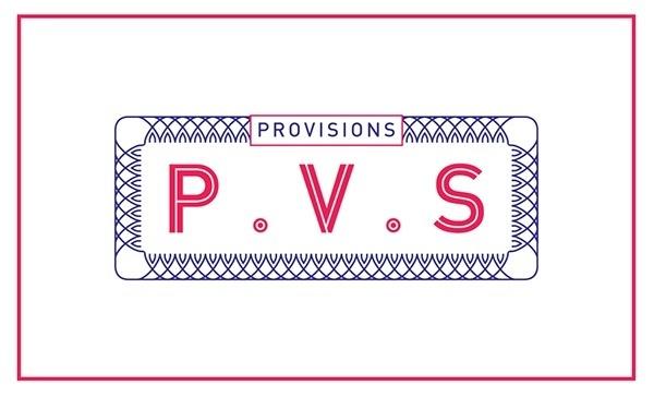 Provisions Branding on Branding Served #branding