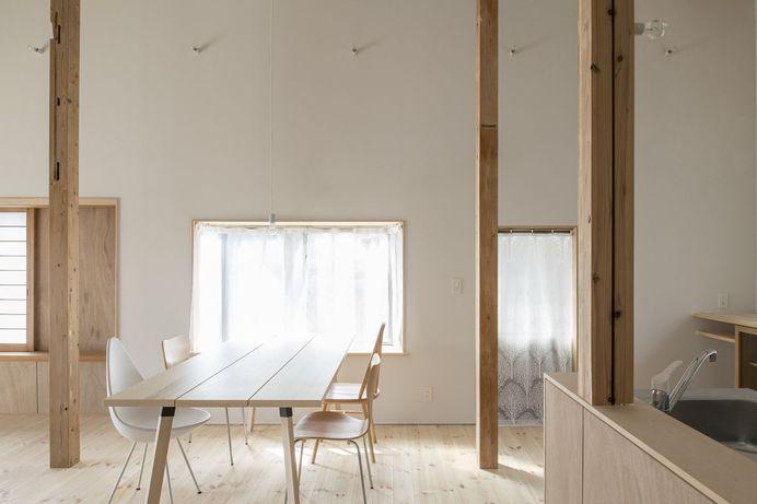 House in Sakura by tokudaction