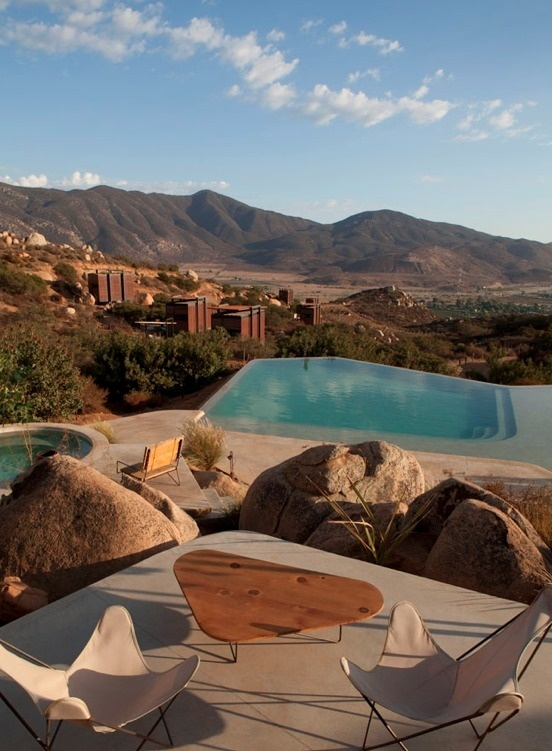 CJWHO ™ (A Tijuana Architect Puts Mexican Design on the Map...) #design #landscape #pool #photography #architecture #luxury
