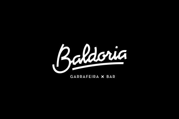 Baldoria #logo #brand #branding