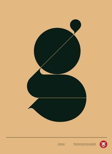 Buamai - G #poster #typography