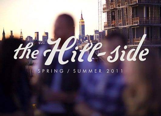 The-Hill-Side-Spring-Summer-2011-Collection-Lookbook-1.jpg (624×450) #side #hill #the #fashion #typography