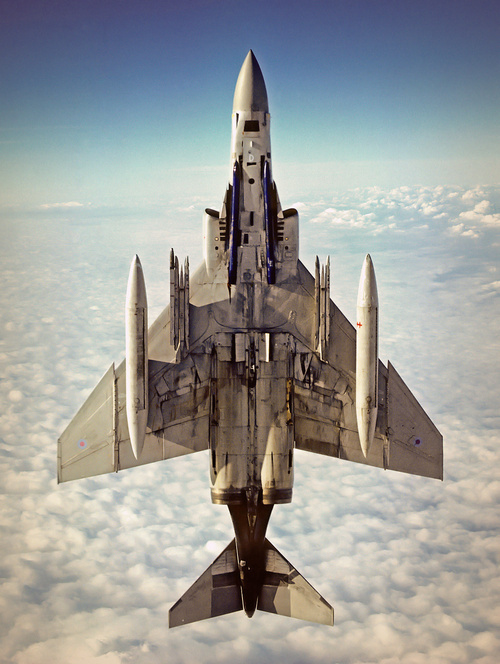 On Display #clouds #sky #phantom #spaceship #jet #fly #4 #vertical