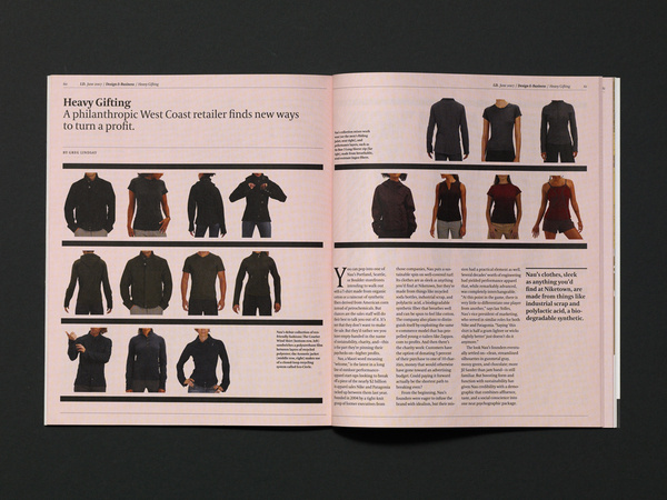 I.D. Magazine on Behance #magazine