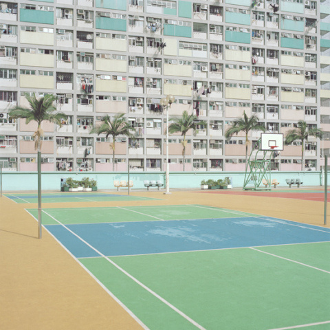 'Courts' by Ward Roberts | PICDIT #photo #photography #minimal