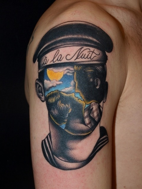 TATTOOS « Pietro Sedda #tattoo #art