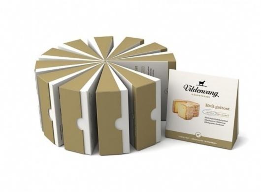 Vildenvang Gårdsysteri | Lovely Package #packaging #cheese