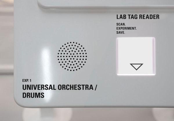 Google Web Lab | Bibliothèque Design #exhibition #signage