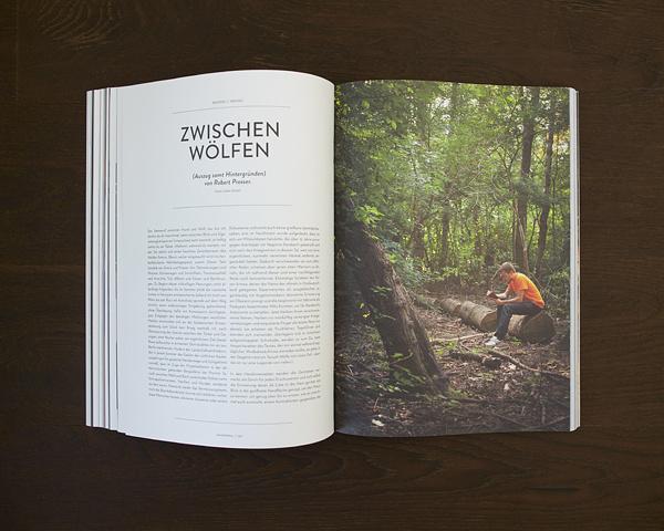 Magazine Layout Inspiration 50 #layout #magazine