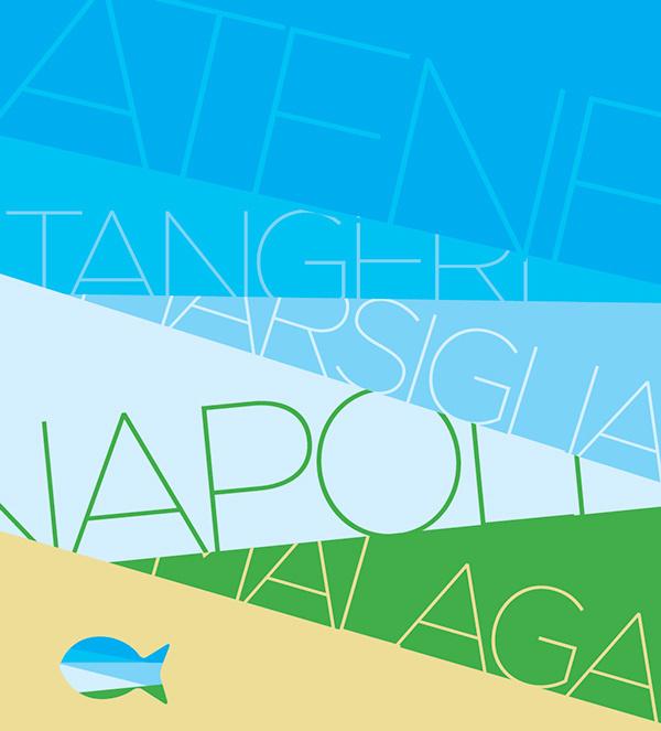 Mediterraneo Viaggi on Behance #agency #minion #shopper #napoli #naples #design #malaga #advertising #brand #poster #logo #holidays #athen #travel #star #mediterranean #mediterraneo #horse #adv #graphic #sea #beach