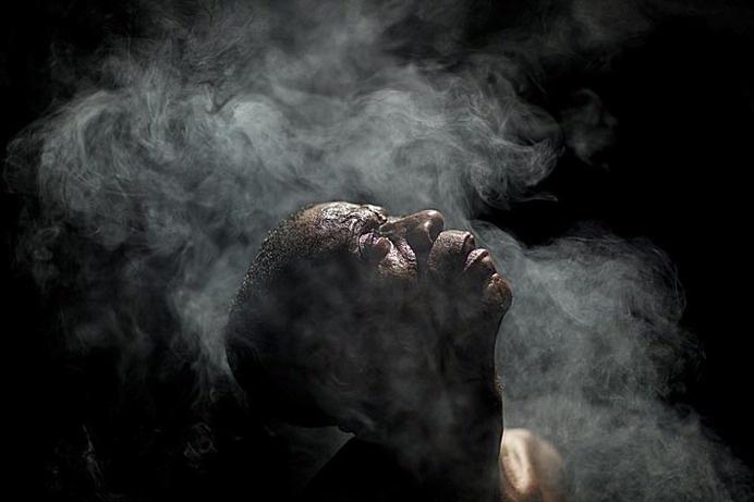 portfolio - Timothy Allen #tribe #smoke #drugs #calm #human #culture #photography #enlightenment #shaman