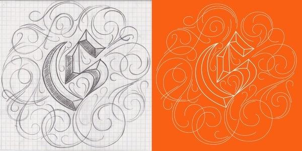 tumblr_lyfkkuCQ4p1qfey4ao1_1280 #flourish #design #graphic #grid #illustration #type #typography