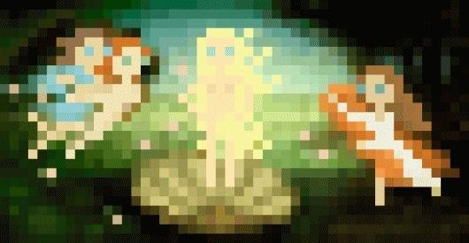 8-bit heroes: Ars explores the resurgence of pixel art #pixel