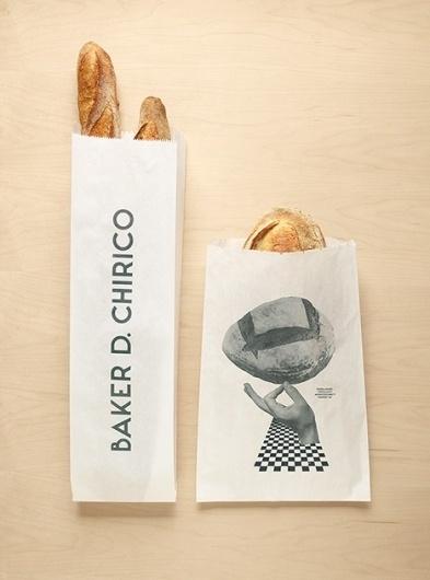 Baker D. Chirico | Design Graphique #packaging #logo #identity #branding