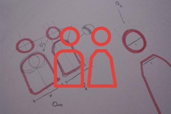 Villa de Granadilla, pictogramas y señalética on the Behance Network #procces #craft #work