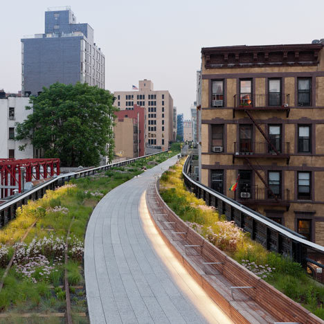 The High Line #architecture