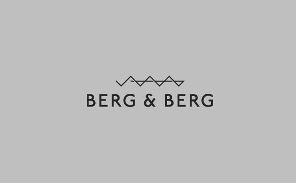 berg and berg logo design #logo #design