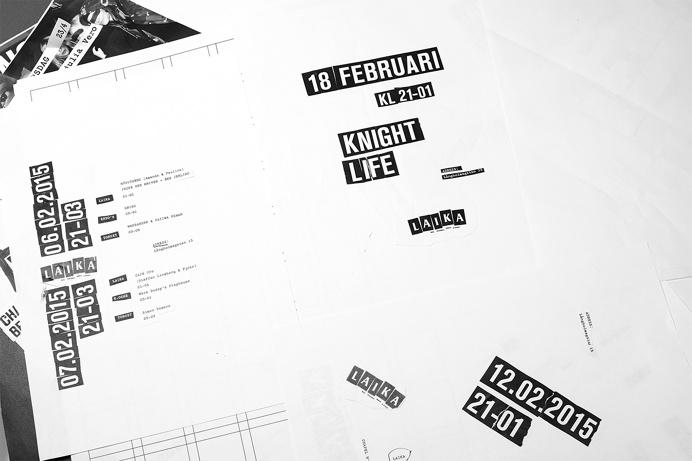 Laika – Brand identity & communication concept on Behance