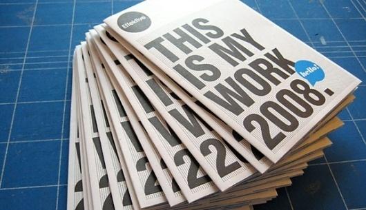 Onestep Creative - The Blog of Josh McDonald #self #print #design #promo #typography