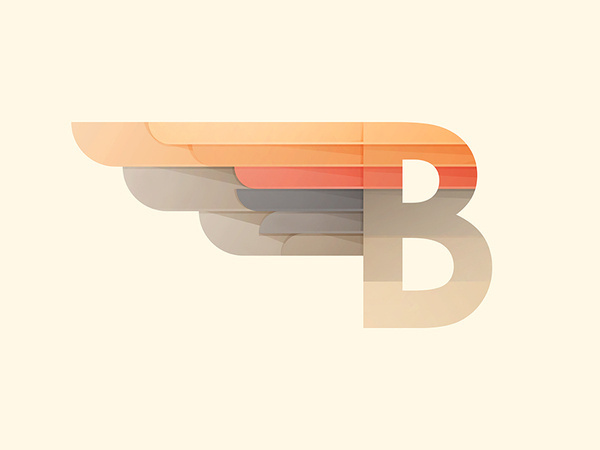 Bird #depth #color #bird #wing #awesome