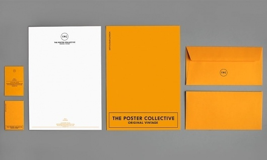 The Poster Collective – Glint Create #print #identity