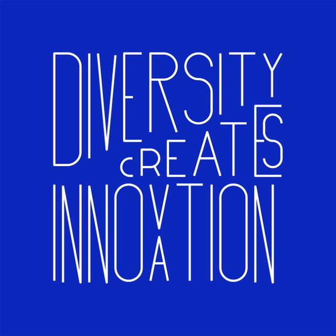 Diversity creates innovation Art Print by Koning | Society6
