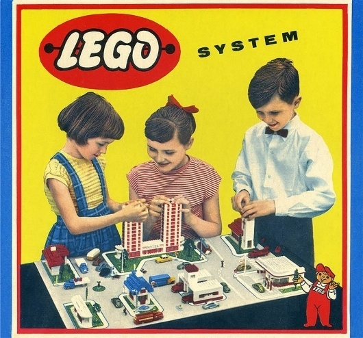 Codex xcix #packaging #lego #1950s