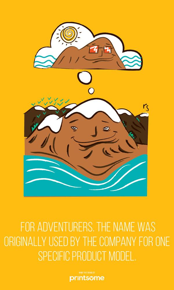 Name That Brand: R. Sotero/Printsome.com #illustration #design #graphic #branding
