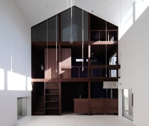 Lyla & Blu #interior #wood #architecture