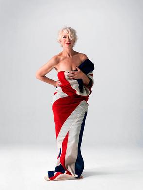 Helen Mirren by PEROU #portraits #celebrity #photography
