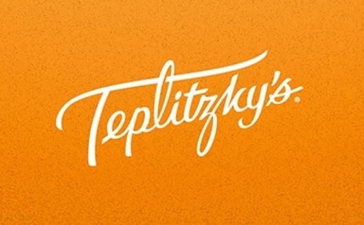 Teplitzkys logo design #logo #design