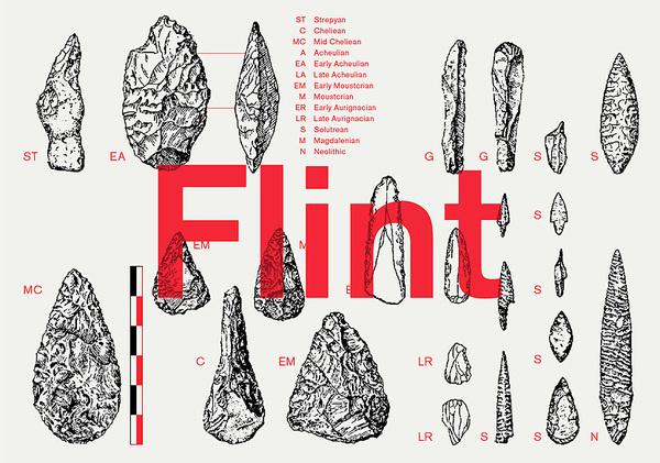 Flint Branding, by Bibliothèque Design #inspiration #creative #branding #design #graphic