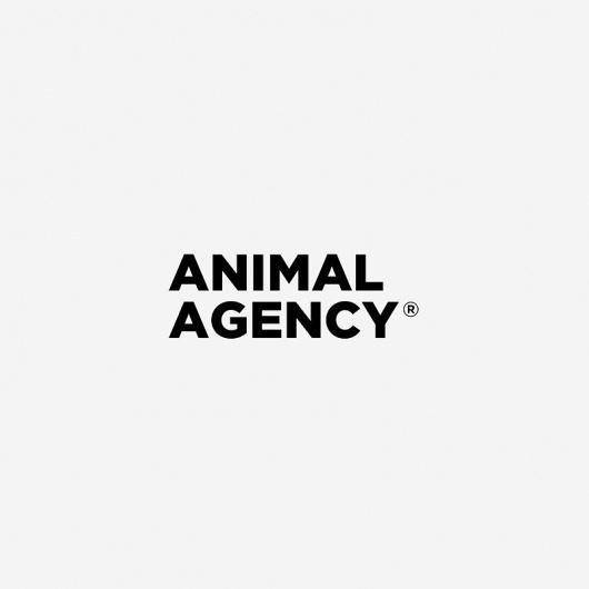 Animal Agency - Borja Bonaque #logo #identity