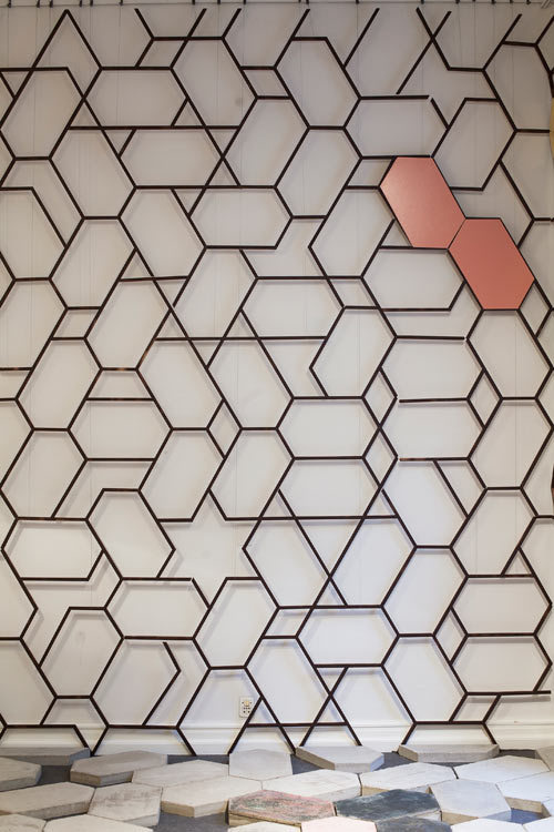 The Infinity of the Room by Pia Jensen Photo #pattern #geometric