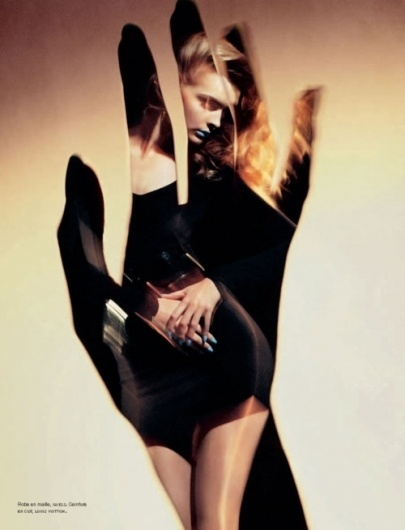 Merde! - Fashion photography (Gertrud Hegelund by Sebastian...