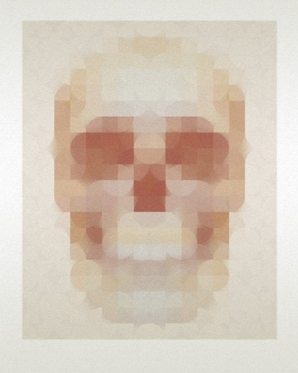 RAFA JENN - Art & Design, Page 2 #screen #print #skull