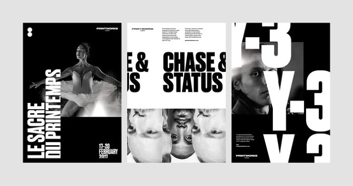 Print, Web, Poster, Printworks, London, Only, Only Studio