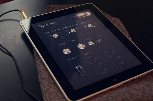 Synthesizer 76 App for iPad | MONK OFFICIAL WEBSITE|BLOG