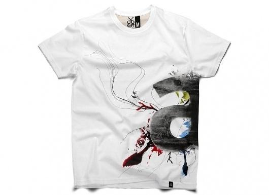 KAFT Design - ANEOÂ Tshirt #clothing #design #tshirt #wood #tee #typography