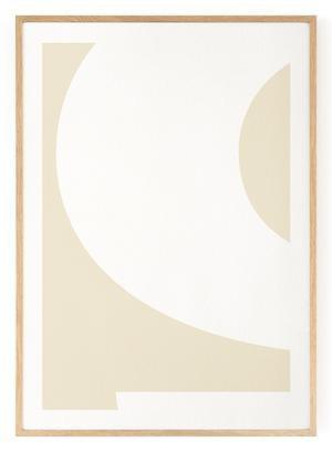 Outlined.cc Limited Edition Artwork Debut Three geometric art print design artprint wallart